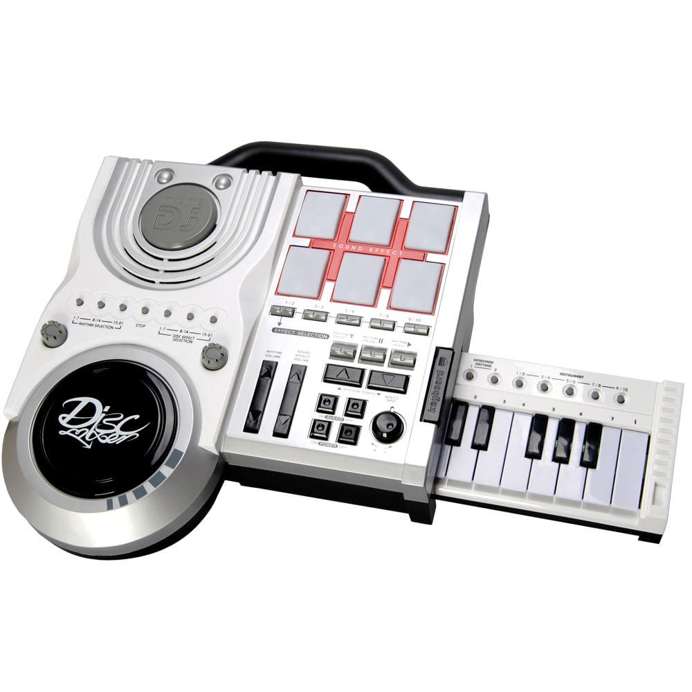 Mesa de DJ - DJ Mixer
