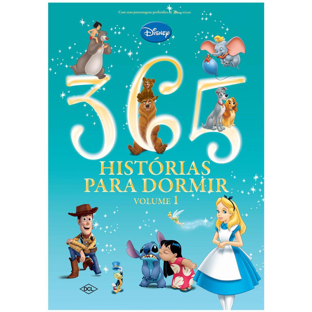 Livro - Disney 365 Histórias para Dormir - Volume 1 - DCL