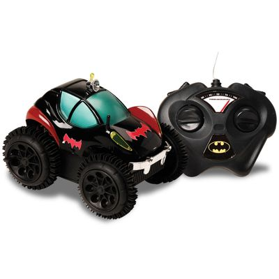 Carro de Controle Remoto Movido a Bateria Batman Manobras Sedan Candide