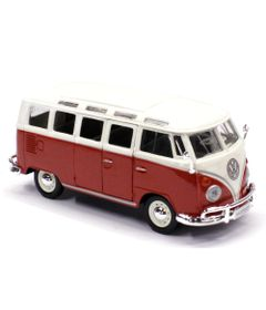 Maisto-Special-Edition-Volkswagen-Van-Samba-1-25_frente