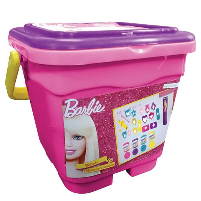 Massinha Barbie - Baldinho - Monte Líbano