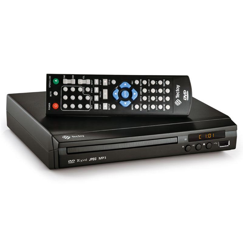 DVD Player - Compact da Tectoy