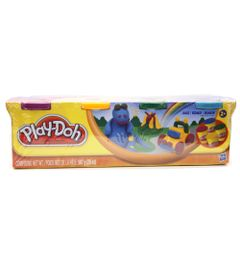 Embalagem-Massinha-Play-Doh-4-Potes-Dinossauro
