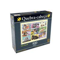 Quebra-Cabeca-Adoraveis-Gatinhos-Serie-Especial-500-Pecas-Grow