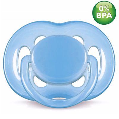 DCF17814-Chupeta-Free-Flow-BPA-Free-Azul-6-a-18-Meses-Philips-Avent
