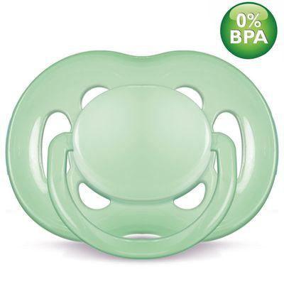 Chupeta-FreeFlow-BPA-Free-6-a-18-Meses-Verde-Philips-Avent