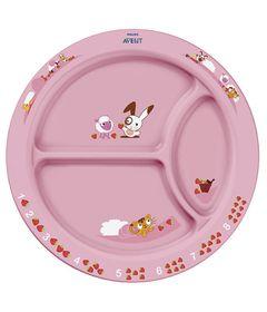 prato-infantil-com-divisoria-rosa-philips-avent