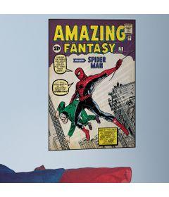 adesivo-de-parede-spider-man-capa-historias-em-quadrinhos-edicao-1-rommates