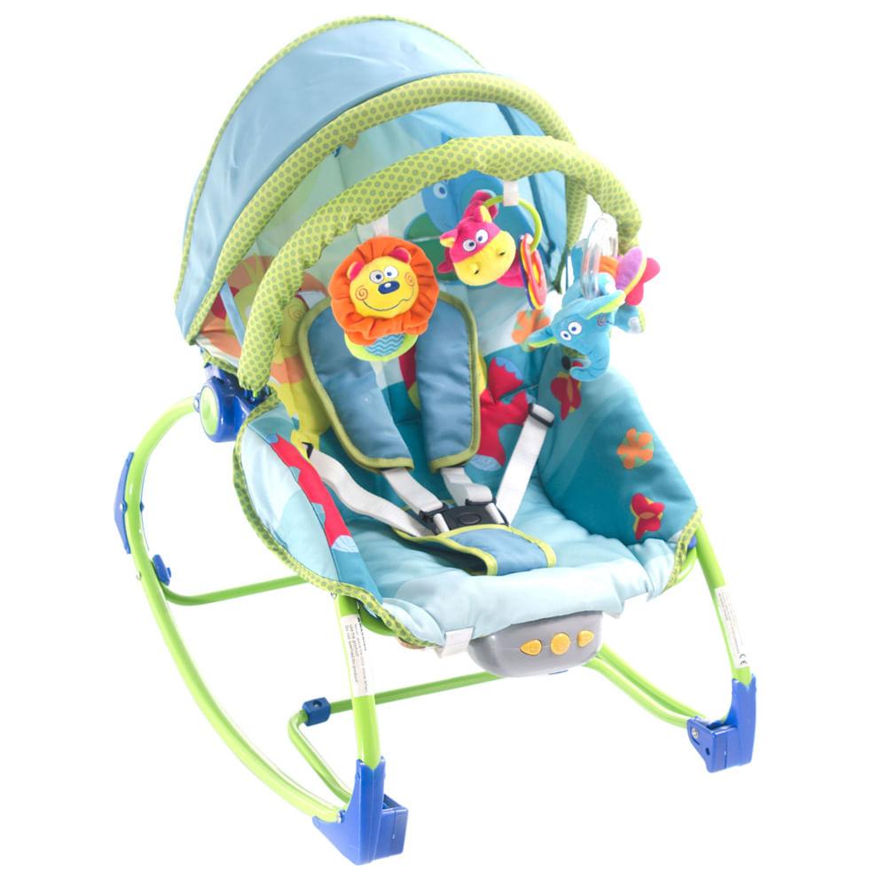Cadeirinha de Balanço - Bouncer Sunshine Baby Pets World - Safety 1st