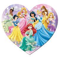 Quebra-Cabeca-Princesas-Disney-Coracao-80-Pecas-Grow