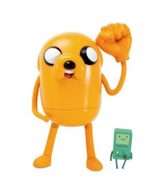 Boneco-Adventure-Time-Jake-13-cm-Multikids