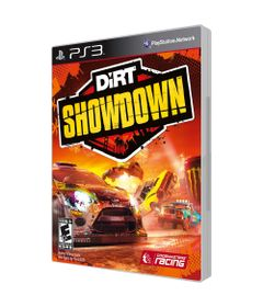Jogo-Playstation-3---Dirt-Showdown