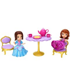Mini-Bonecas-Sofia-the-First---Festa-do-Cha-Real---Mattel