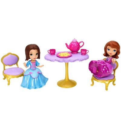 Mini-Bonecas-Sofia-the-First---Festa-do-Cha-Real---Mattel