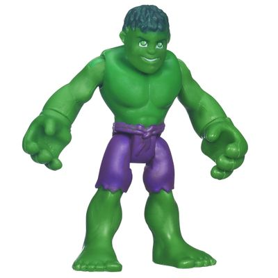 Mini-Boneco---Marvel-Super-Hero---Hulk---6-cm---Hasbro