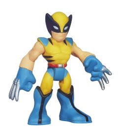 Mini-Boneco---Marvel-Super-Hero---Wolverine---6-cm---Hasbro