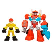 Bonecos-Transformers-Rescue-Bots-Heatwave-The-Fire-Bot-e-Kade-Burns-Hasbro