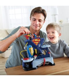 Pai-e-Filho-Fortaleza-do-Superman-Imaginext-Fisher-Price