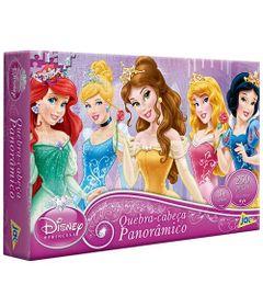 Quebra-Cabeca---Princesas-Disney---250-Pecas---Toyster