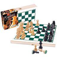 Jogo-Xadrez-com-Pecas-de-Madeira