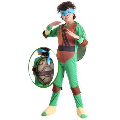 Fantasia-Tartarugas-Ninja-Leonardo-Tamanho-G-Sulamericana