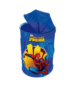 Porta-Objetos-Portatil-Spider-Man-Zippy-Toys