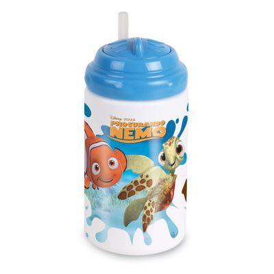 Copo-com-Tampa-e-Canudo-Retratil-Procurando-Nemo-340-ml-BabyGo