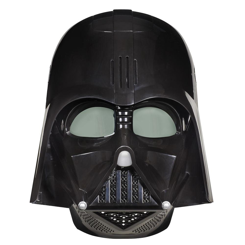 Máscara Eletrônica Darth Vader - Star Wars - Hasbro