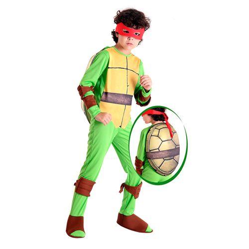 Fantasia Tartarugas Ninja - Raphael - Sulamericana