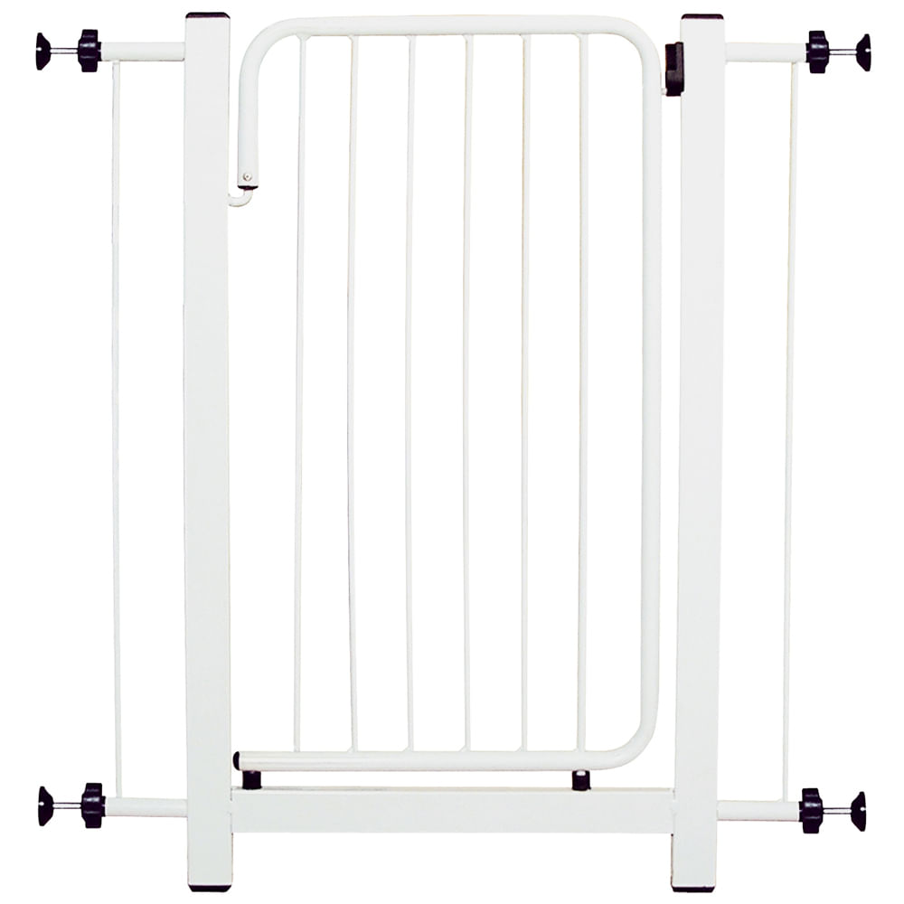 Grade de Proteção para Porta Easy Fit com Largura de 70 cm - Kiddo