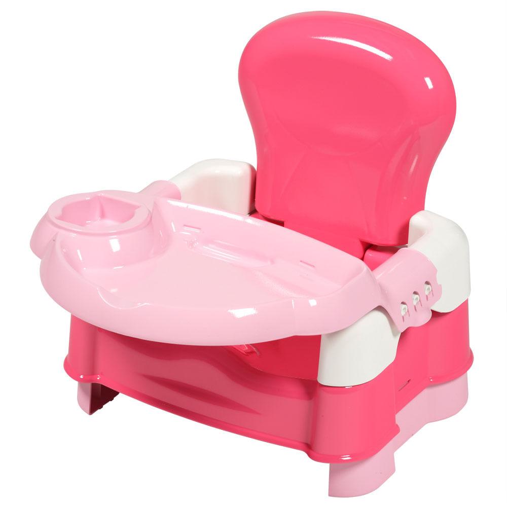 Cadeira para Alimentação - 5 Estágios - Rosa - Safety 1st