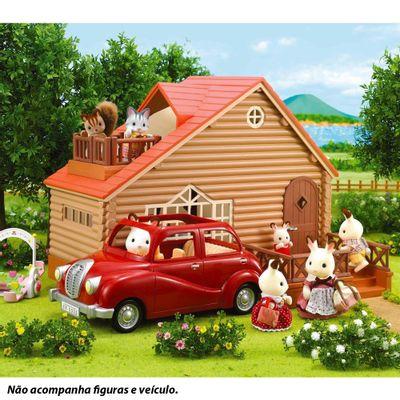 Sylvanian Families - Casa de Madeira - Epoch