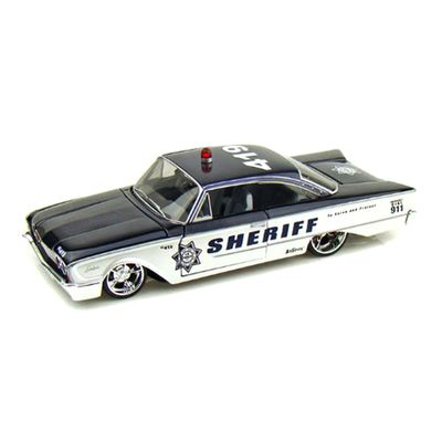 Carro-Colecionavel-Pro-Rodz-Ford-Starliner-1960-1-26-Maisto