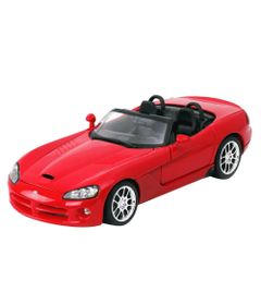 Carro-Dodge-Viper-SRT-10-2003-Special-Edition-1-24-Maisto