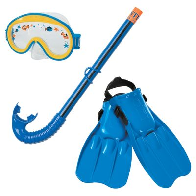 Kit-de-Mergulho-Play-Aventura---Azul---Intex---55951