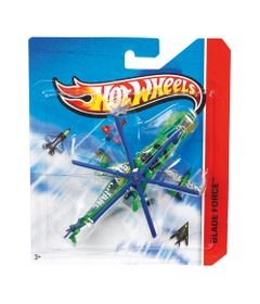 Aviao-Hot-Wheels-Blade-Force-Mattel