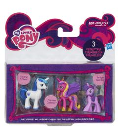 My-Little-Pony---Mini-Colecao-com-3---Pony-Wedding-Set---Hasbro