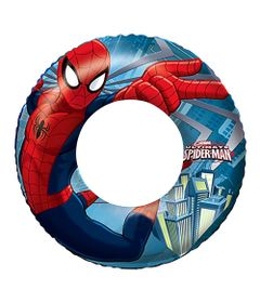 Boia-Inflavel-Redonda-Ultimate-Spider-Man-Bestway