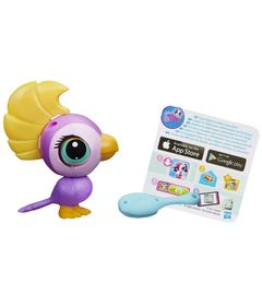 Figura-Littlest-Pet-Shop-com-Movimento---Cacatua---Hasbro