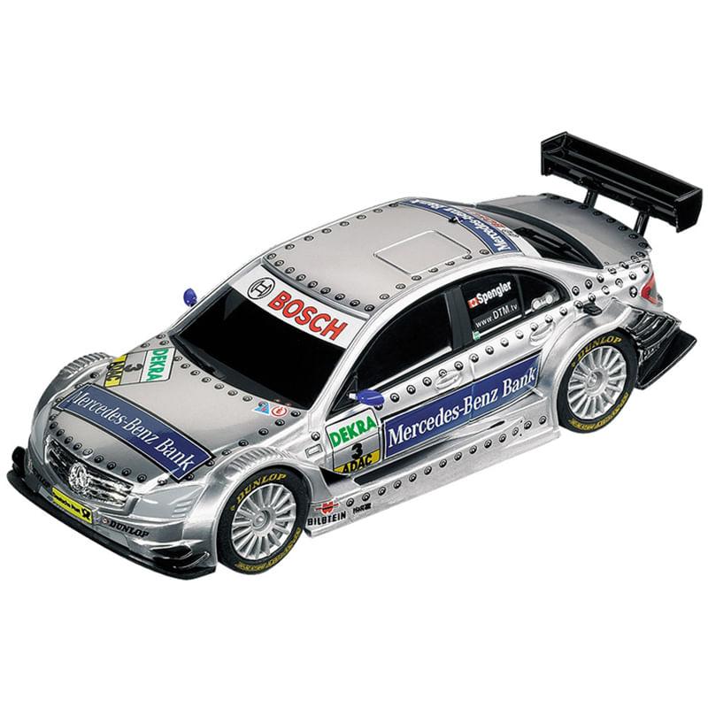 Carro para Pista Elétrica - AMG-Mercebes C-DTM 07 M-Benz Bank 2008 Team B. Spengler - 1:43 - Carrera