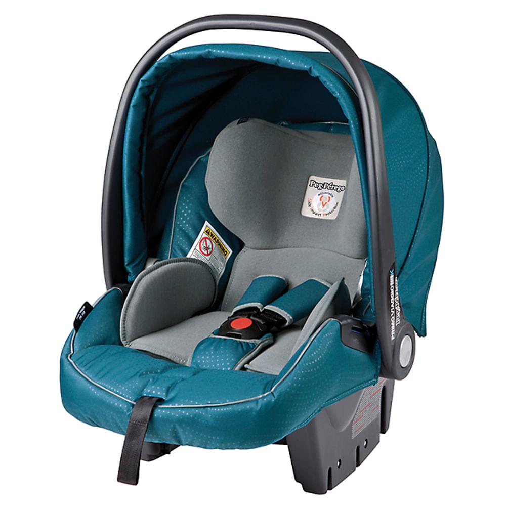 Bebê Conforto - De 0 a 13 Kg - Primo Viaggio K - Oceano - Peg-Pérego