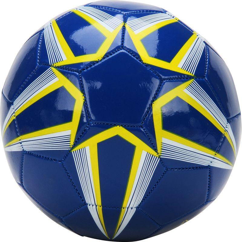 Bola de Futebol - Azul e Amarela - DTC - PBKIDS 9b0fc832d67dc