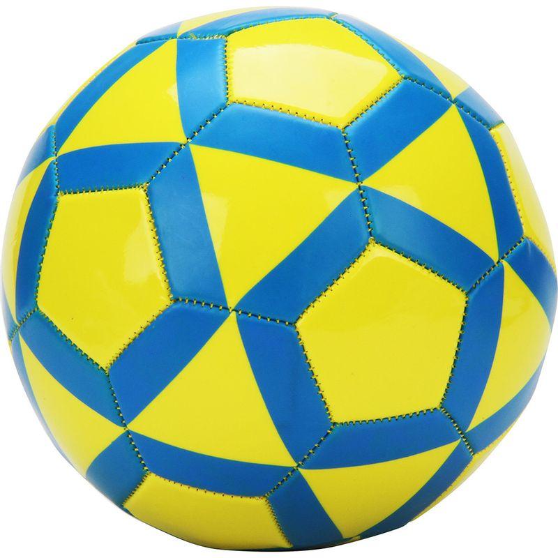 Bola de Futebol - Amarelo e Azul - DTC - PBKIDS 9e59c45972199