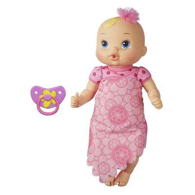 Boneca-Baby-Alive-Recem-Nascida-Loira-com-Chupeta-Hasbro