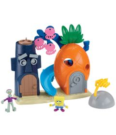 X7685-Imaginext-Casa-Abacaxi-Bob-Esponja-Mattel