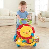 Y9854Andador-Amigos-da-Floresta-Fisher-Price