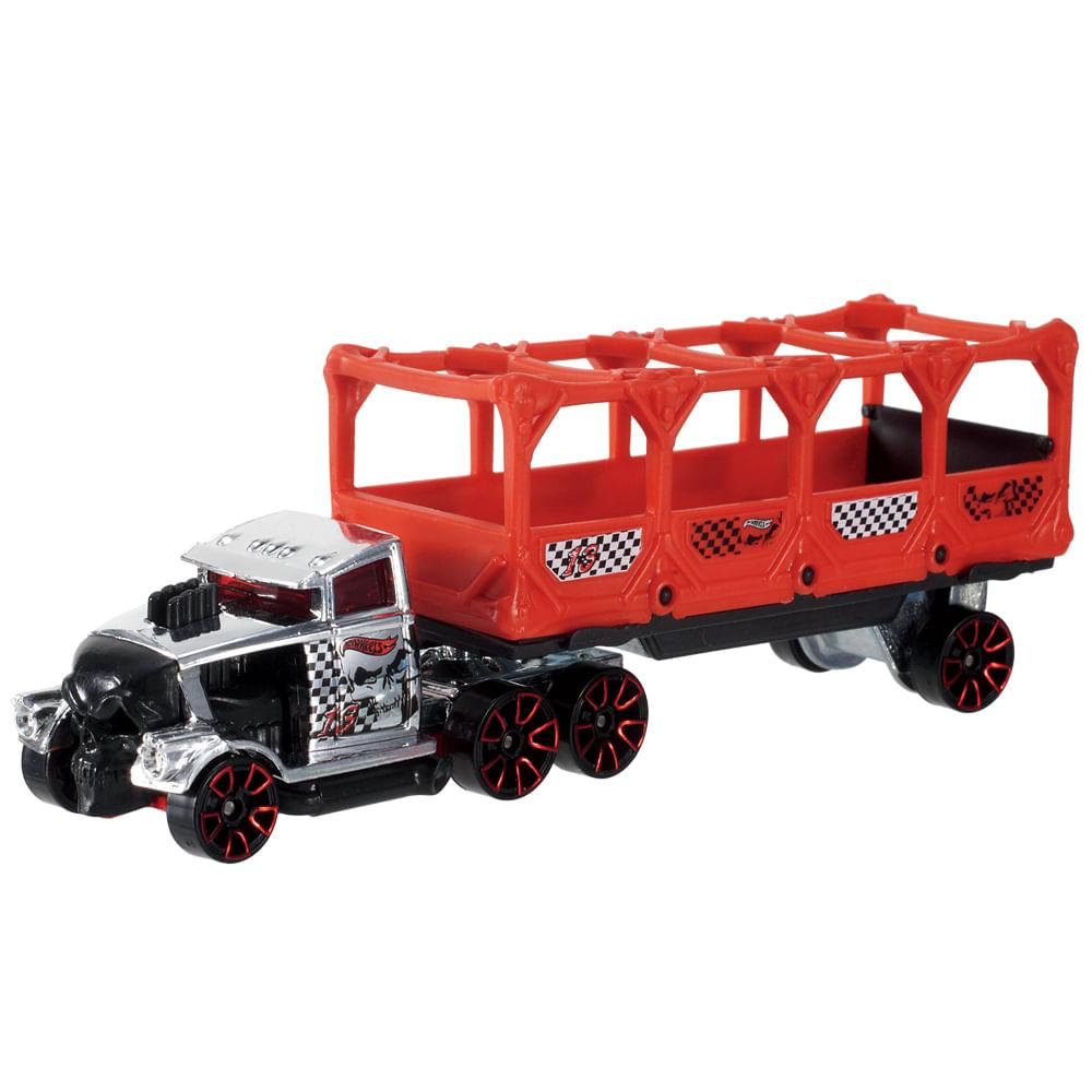 Carrinho Hot Wheels - Track Stars - Bone Blazers - Mattel
