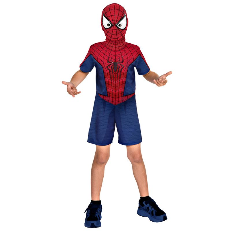 b1b851956513ab Fantasia Curta - The Amazing Spider-Man 2 - Global Fantasias - G ...