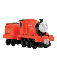 Locomotivas-Grandes-Thomas---Friends-Collectible-Railway---James---Mattel