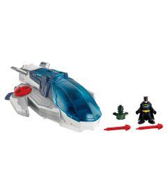 Nave-Javelin-Liga-da-Justica-Imaginext-com-Batman---Fisher-Price